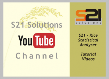 S21 Solutions - YouTube Channel.